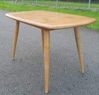 Light Elm Coffee Table by Ercol